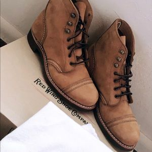 NEW WOMEN'S RED WING BOOTS